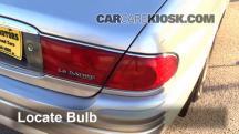 2004 Buick LeSabre Custom 3.8L V6 Lights