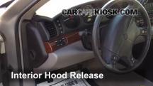 2004 Buick LeSabre Custom 3.8L V6 Belts