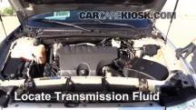 2004 Buick LeSabre Custom 3.8L V6 Transmission Fluid