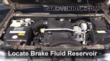 2004 Buick Rainier CXL Plus 4.2L 6 Cyl. Brake Fluid