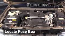 2004 Buick Rainier CXL Plus 4.2L 6 Cyl. Fuse (Engine)