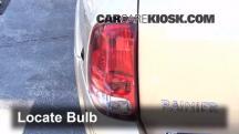 2004 Buick Rainier CXL Plus 4.2L 6 Cyl. Lights