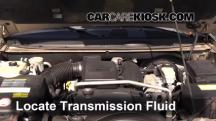 2004 Buick Rainier CXL Plus 4.2L 6 Cyl. Transmission Fluid
