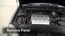 2004 Cadillac DeVille DTS 4.6L V8 Filtro de aire (interior)