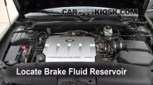 2004 Cadillac DeVille DTS 4.6L V8 Líquido de frenos
