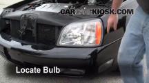 2004 Cadillac DeVille DTS 4.6L V8 Luces