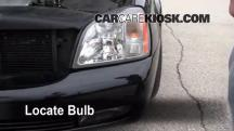 2004 Cadillac DeVille DTS 4.6L V8 Lights