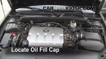 2004 Cadillac DeVille DTS 4.6L V8 Oil