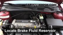 2004 Chevrolet Classic 2.2L 4 Cyl. Brake Fluid