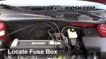 2004 Chevrolet Classic 2.2L 4 Cyl. Fuse (Engine)