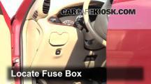 2004 Chevrolet Classic 2.2L 4 Cyl. Fuse (Interior)