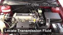2004 Chevrolet Classic 2.2L 4 Cyl. Transmission Fluid