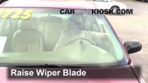 2004 Chevrolet Classic 2.2L 4 Cyl. Windshield Wiper Blade (Front)