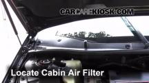 2004 Chevrolet Impala SS 3.8L V6 Supercharged Air Filter (Cabin)