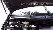 2004 Chevrolet Impala SS 3.8L V6 Supercharged Filtro de aire (interior)