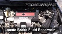 2004 Chevrolet Impala SS 3.8L V6 Supercharged Brake Fluid