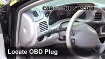 2004 Chevrolet Impala SS 3.8L V6 Supercharged Compruebe la luz del motor