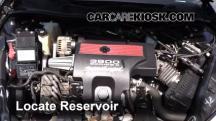 2004 Chevrolet Impala SS 3.8L V6 Supercharged Líquido limpiaparabrisas