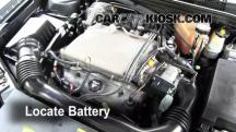 2004 Chevrolet Malibu LS 3.5L V6 Battery