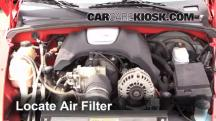2004 Chevrolet SSR 5.3L V8 Air Filter (Engine)