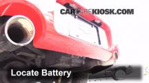 2004 Chevrolet SSR 5.3L V8 Battery