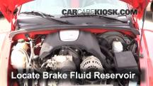 2004 Chevrolet SSR 5.3L V8 Brake Fluid