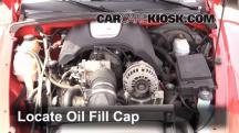 2004 Chevrolet SSR 5.3L V8 Oil