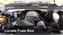 2005 Chevrolet Avalanche 1500 LS 5.3L V8 FlexFuel Fusible (motor)