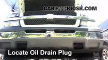 2004 Chevrolet Silverado 1500 LS 5.3L V8 FlexFuel Extended Cab Pickup (4 Door) Oil