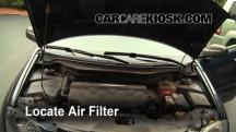 2004 Chrysler Pacifica 3.5L V6 Air Filter (Engine)