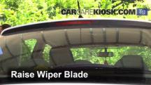 2004 Citroen C3 SX 1.4L 4 Cyl. Turbo Diesel Windshield Wiper Blade (Rear)