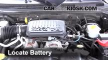 2004 Dodge Dakota Sport 3.7L V6 Crew Cab Pickup (4 Door) Battery