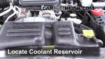 2004 Dodge Dakota Sport 3.7L V6 Crew Cab Pickup (4 Door) Coolant (Antifreeze)