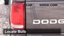 2004 Dodge Dakota Sport 3.7L V6 Crew Cab Pickup (4 Door) Luces