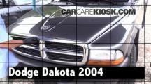2004 Dodge Dakota Sport 3.7L V6 Crew Cab Pickup (4 Door) Review