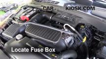 2004 Dodge Durango SLT 5.7L V8 Fusible (motor)