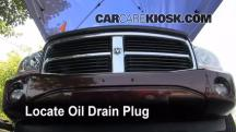 2004 Dodge Durango SLT 5.7L V8 Aceite