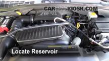 2004 Dodge Durango SLT 5.7L V8 Líquido limpiaparabrisas