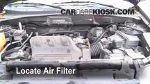 2004 Ford Escape Limited 3.0L V6 Filtro de aire (motor)