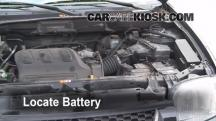 2004 Ford Escape Limited 3.0L V6 Battery