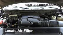 2004 Ford Expedition XLT 5.4L V8 Air Filter (Engine)