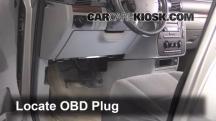 2004 Ford Freestar SEL 4.2L V6 Compruebe la luz del motor
