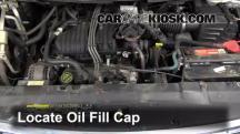 2004 Ford Freestar SEL 4.2L V6 Oil
