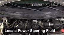 2004 Ford Freestar SEL 4.2L V6 Líquido de dirección asistida