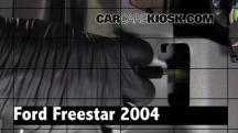 2004 Ford Freestar SEL 4.2L V6 Review