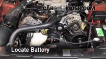 2004 Ford Mustang 3.9L V6 Coupe Battery