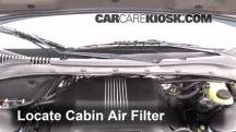 2004 Ford Thunderbird 3.9L V8 Air Filter (Cabin)