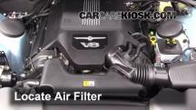 2004 Ford Thunderbird 3.9L V8 Air Filter (Engine)