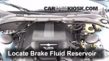 2005 Lincoln LS Sport 3.9L V8 Brake Fluid