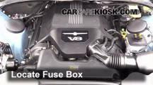 2005 Lincoln LS Sport 3.9L V8 Fuse (Engine)